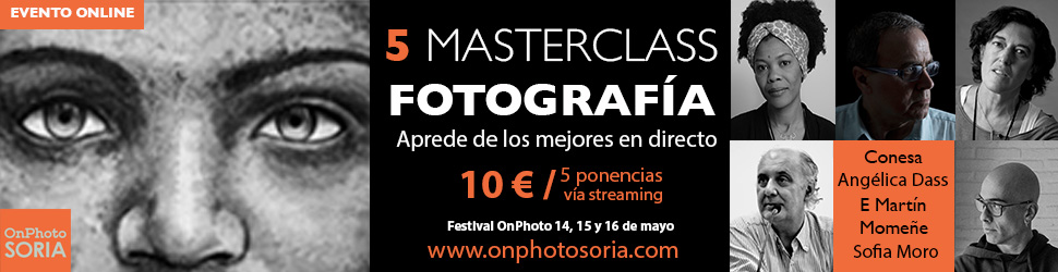 Inscríbete en OnPhoto Soria 2021